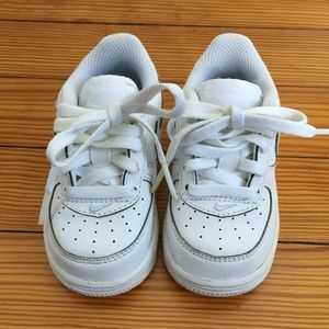 Nike Air Force 1 Toddler Sneakers Size 5